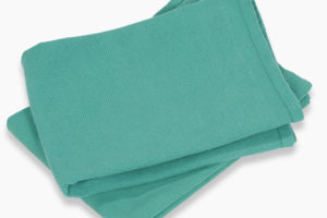 Green-Surgical-Towels