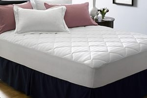High-Quality-Waterproof-Anti-Bed-Bug-Mattress-Cover