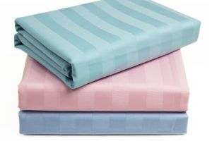Hospital-Use-Striped-100-cotton-fabric-for
