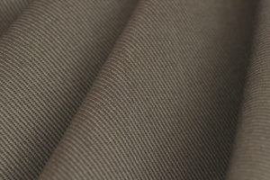 Soft-khaki-cotton-twill-fabric